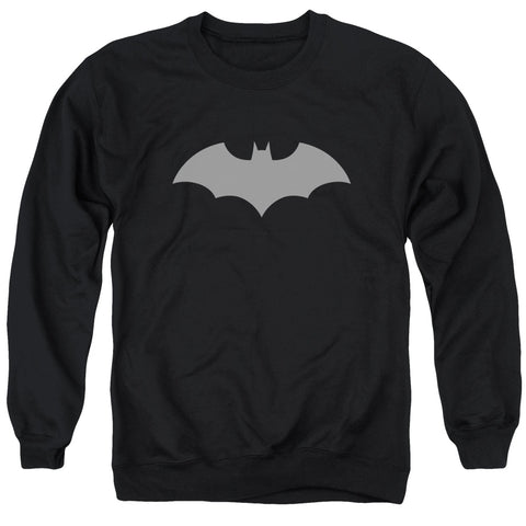 BATMAN/52 BLACK - ADULT CREWNECK SWEATSHIRT - BLACK - LG