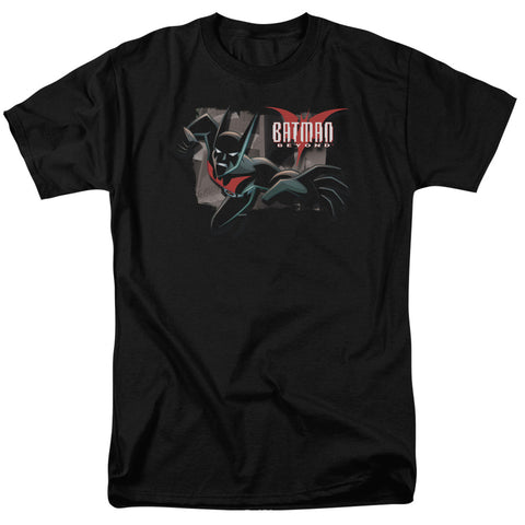 BATMAN BEYOND/OUT OF THE FRAME-S/S ADULT 18/1 - BLACK - 5X