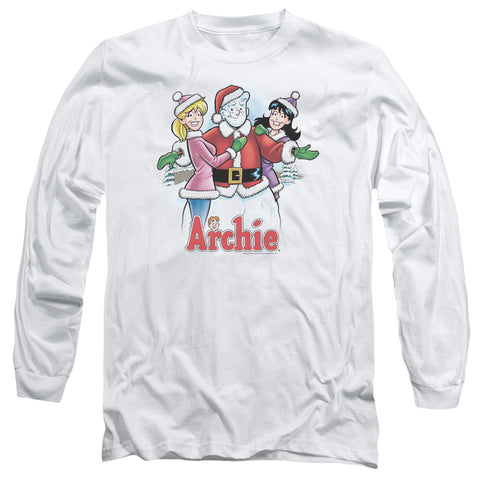 ARCHIE COMICS/COVER 223 - L/S ADULT 18/1 - WHITE - MD
