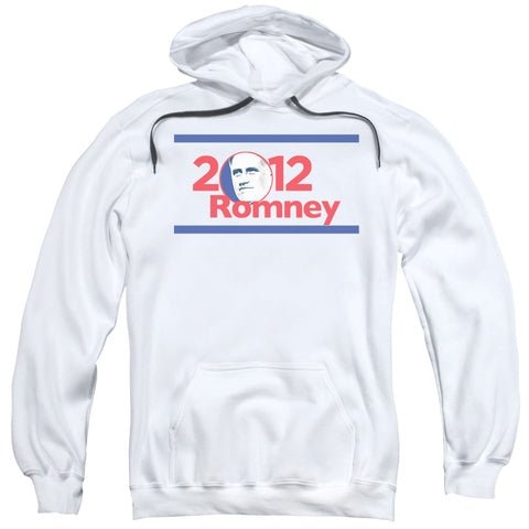 2012 ROMNEY-ADULT PULL-OVER HOODIE-WHITE-3X
