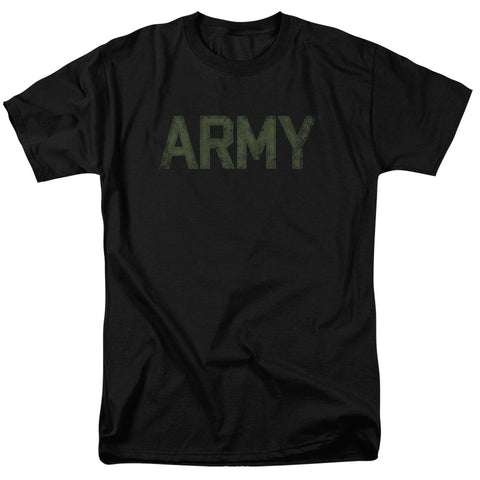 ARMY/TYPE-S/S ADULT 18/1-BLACK-3X