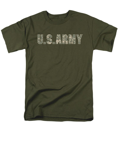 ARMY/CAMO - S/S ADULT 18/1 - MILITARY GREEN - MD