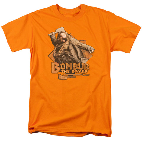 THE HOBBIT/BOMBUR-S/S ADULT 18/1 - ORANGE - 5X