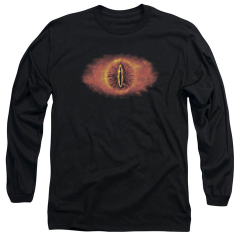 LOR/EYE OF SAURON - L/S ADULT 18/1 - BLACK - MD