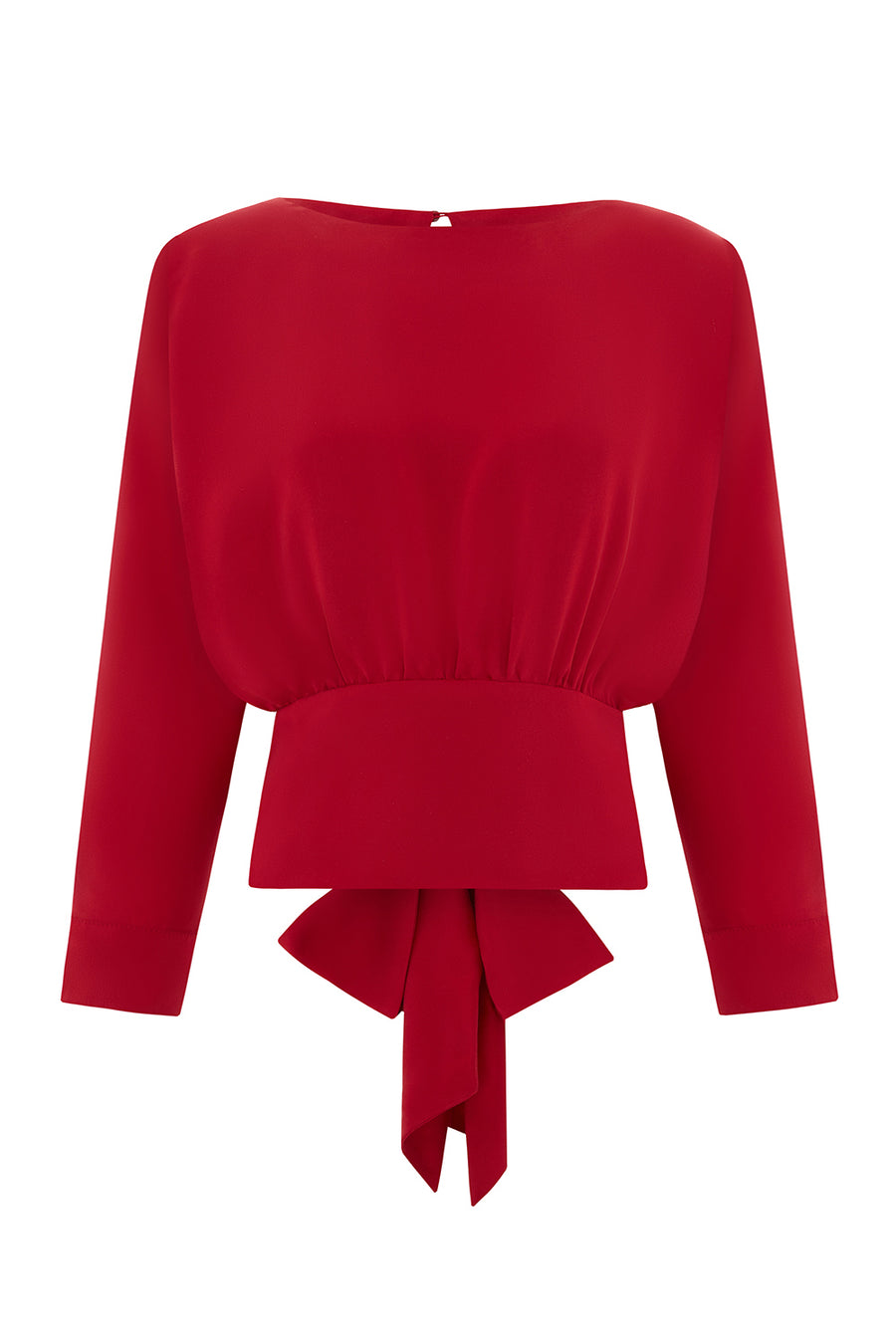 The Aerial Top | Vamp Red