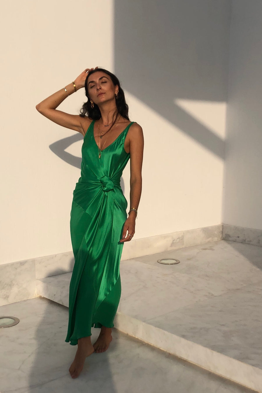 The Cannes Do | Emerald Green