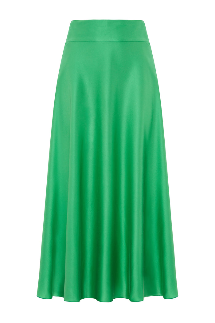 The Twirl | Emerald Green
