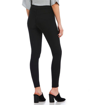 Zeza B by Hue Luxe Twill Ponte Leggings - My Legwear Shop