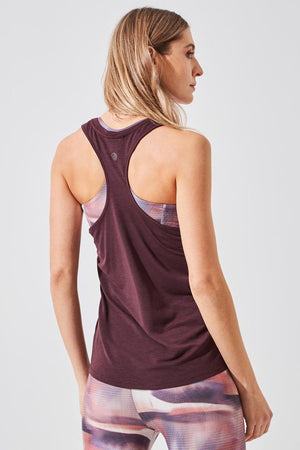 Bounce Recycled Warrior Knit Tank - MPG Sport