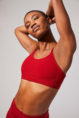 Advance Recycled Medium Support Sports Bra - MPG Sport