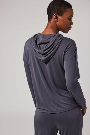 Revel Hooded Natural Modal Sweatshirt - MPG Sport