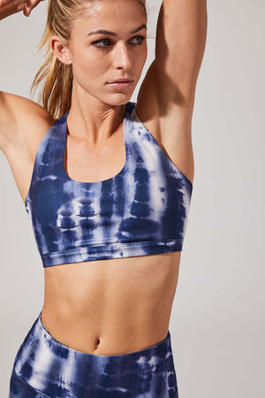 Exert Recycled Medium Support Sports Bra - MPG Sport