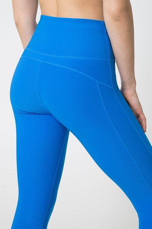 Interlace Legging with Lace Details - MPG Sport - My Legwear Shop