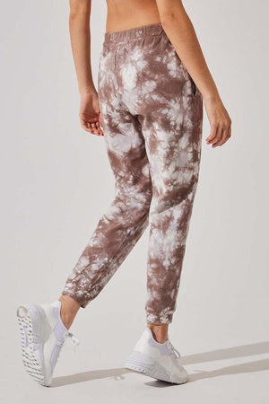 Synergy Luxe Oversized Tie Dye Sweatpant - MPG Sport