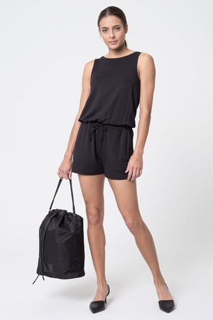 Mirage Tank Shorts Romper - MPG Sport