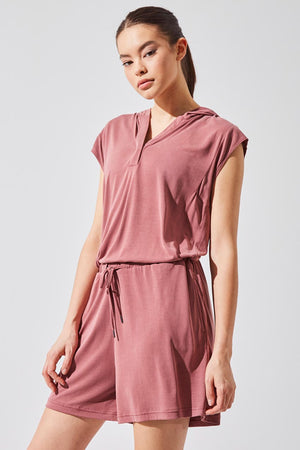 Illusion Natural Modal Relaxed Romper - MPG Sport