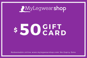 My Legwear Shop Online Gift Card