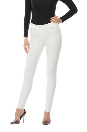 Luxe Denim Slims Jegging - Nygard Slims - My Legwear Shop