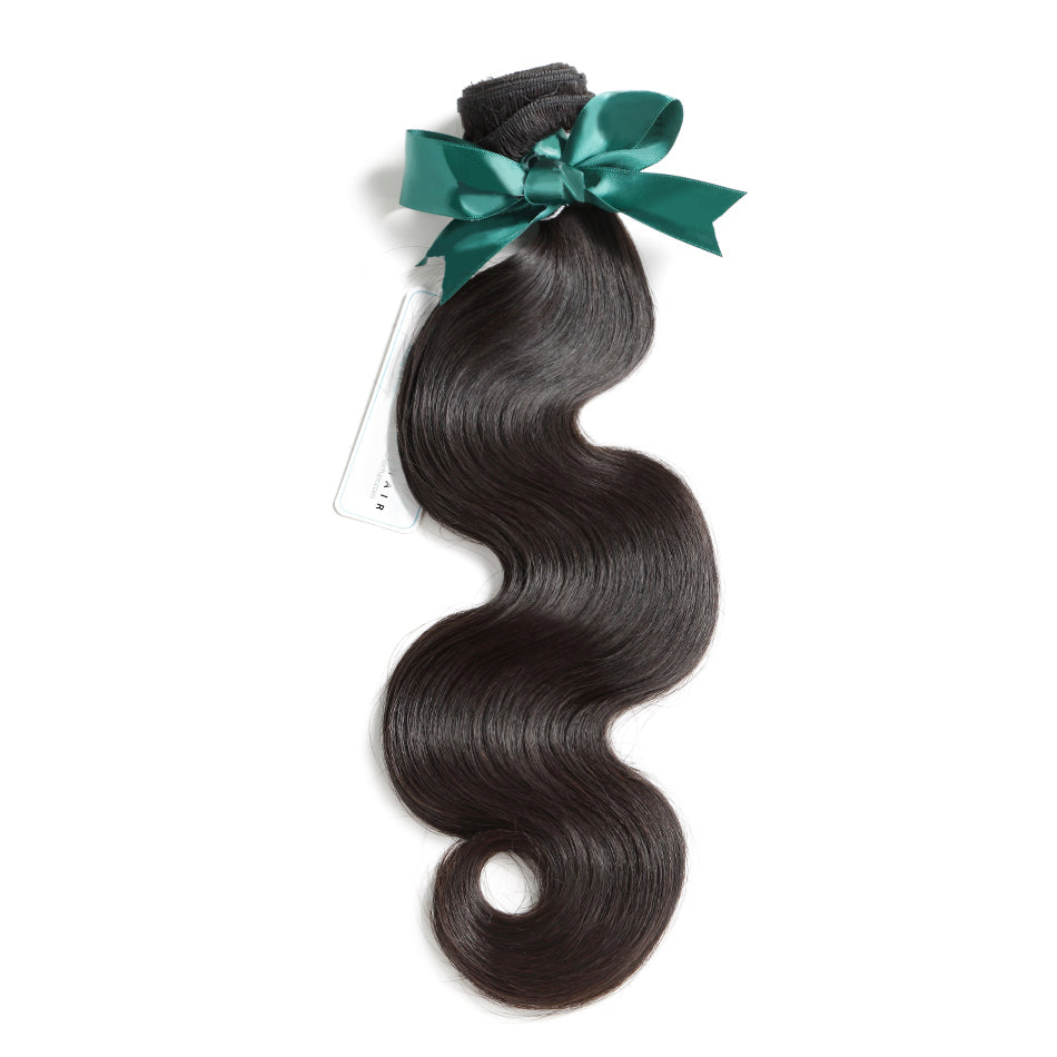 Premium virgin hair top grade body wave hair bundles wholesale unprocessed