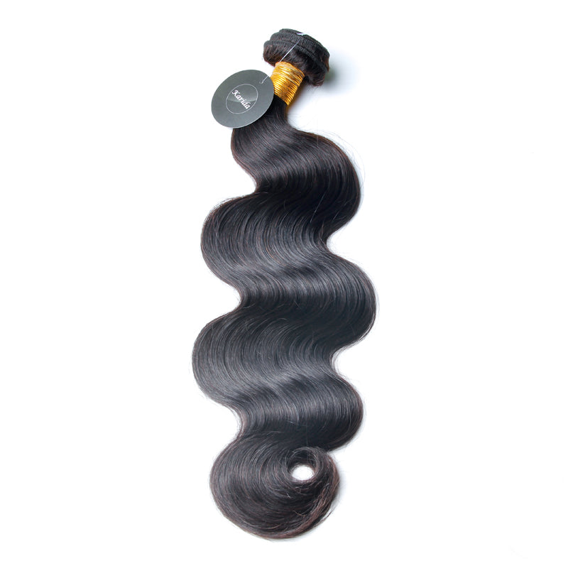 High volume bundle unprocessed virgin hair full and thick body wave wholesale bundles
