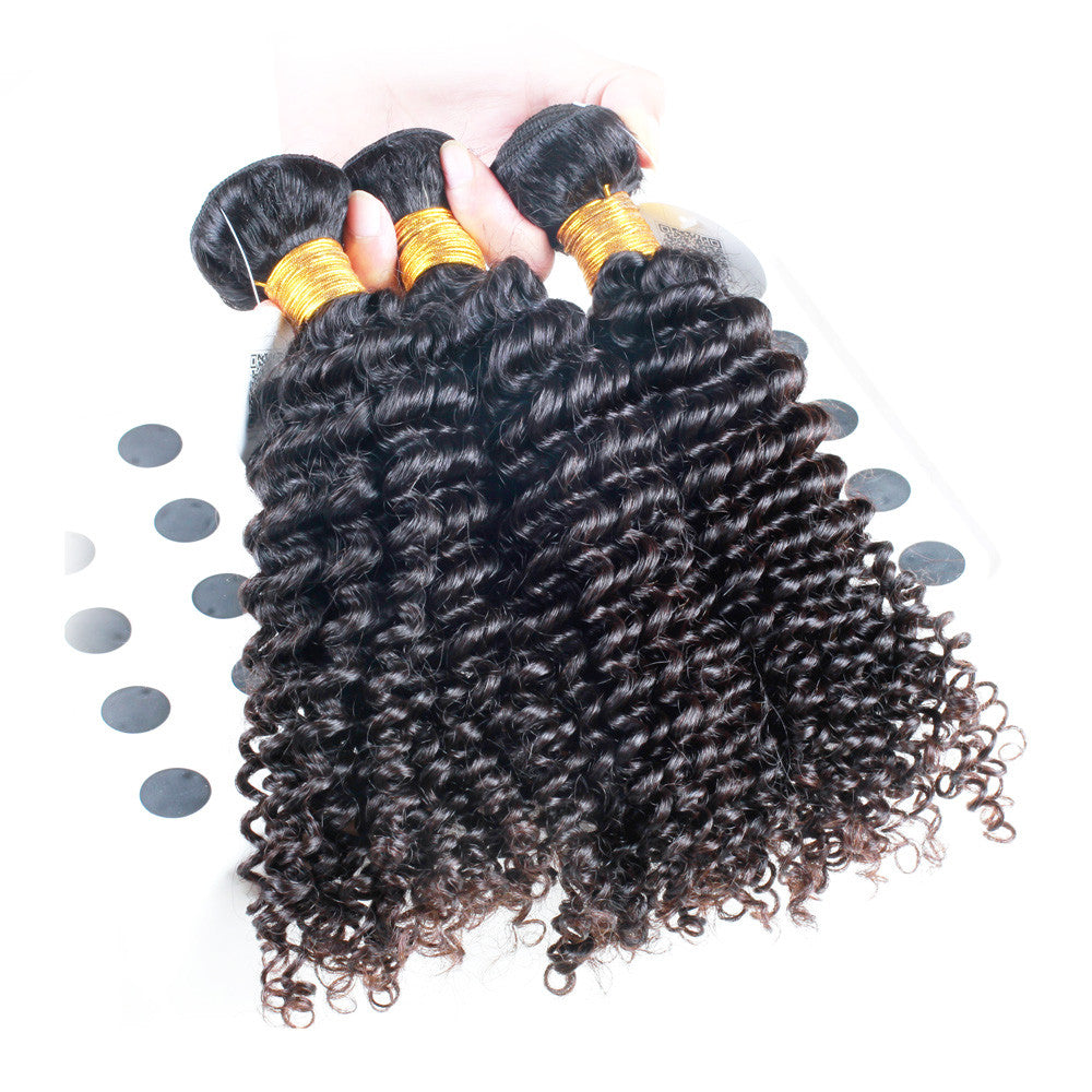 3Bundles brazilian curly hair wholesale price virgin hair extension