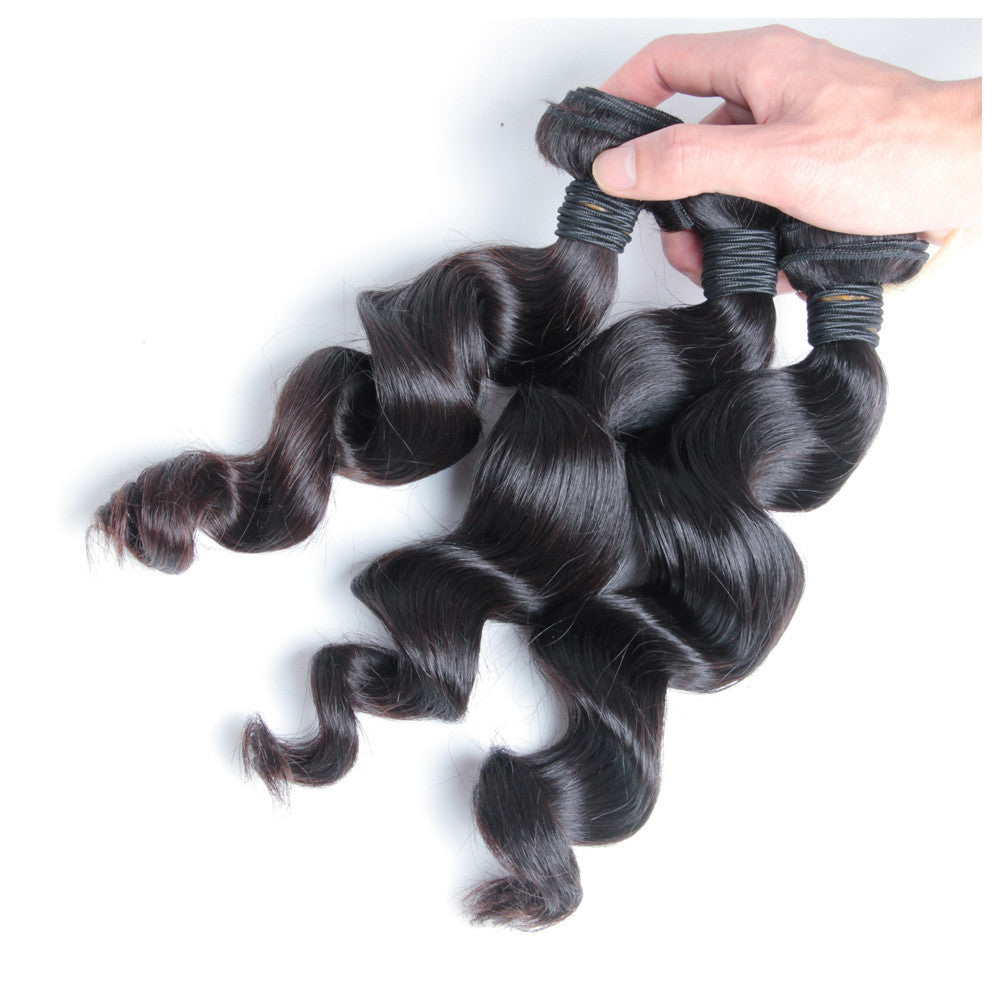 3bundles loose wave best sell malaysian hair wholesale extensions virgin hair