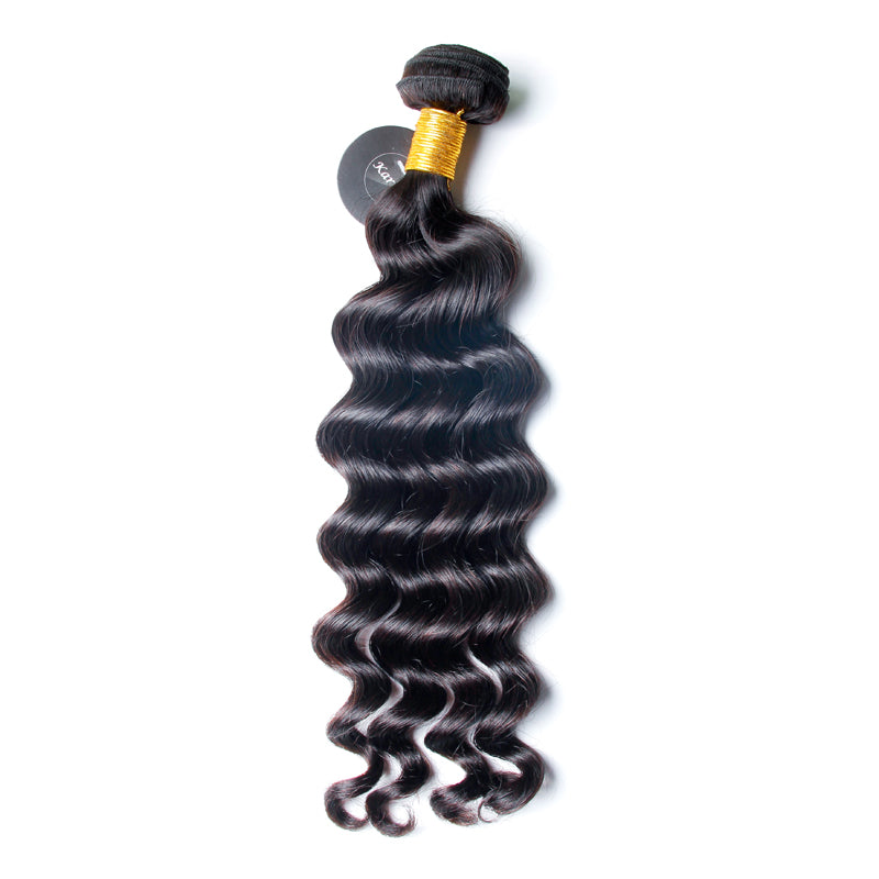 Natural wave wholesale hair weaving virgin human hair extension high volume