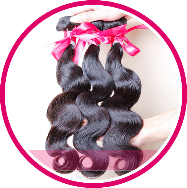 Remy bundles human hair brazilian hair body wave cheap price free shipping