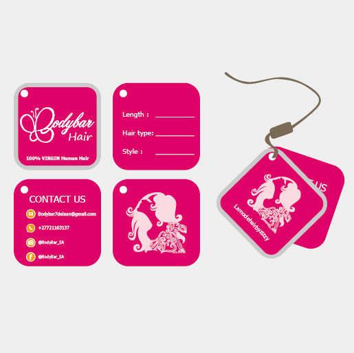 package and tags custom