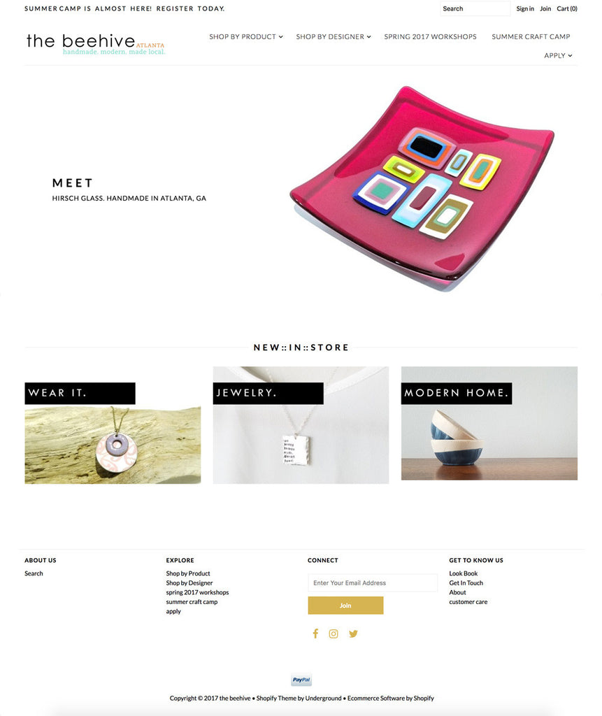 Fancybox Popup & Gallery on Mr. Parker Shopify Theme