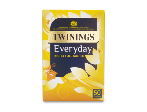 Twinings Everyday Tea (Tagged & Enveloped)