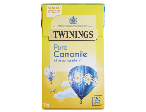 Twinings Pure Camomile Tea (12 boxes)
