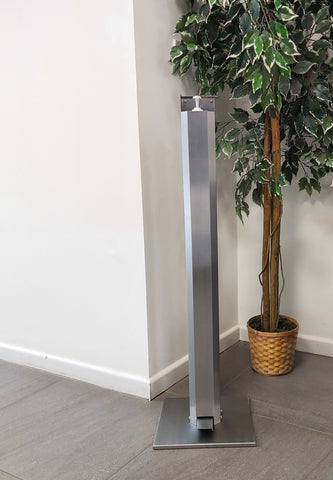 Stainless Foot-operated Hand Sanitisation Dispenser