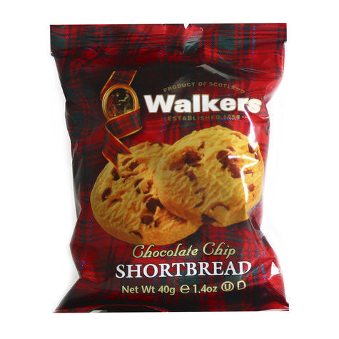 Walkers Shortbread Choc Chip