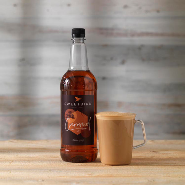Sweetbird Syrup 1L - Caramel