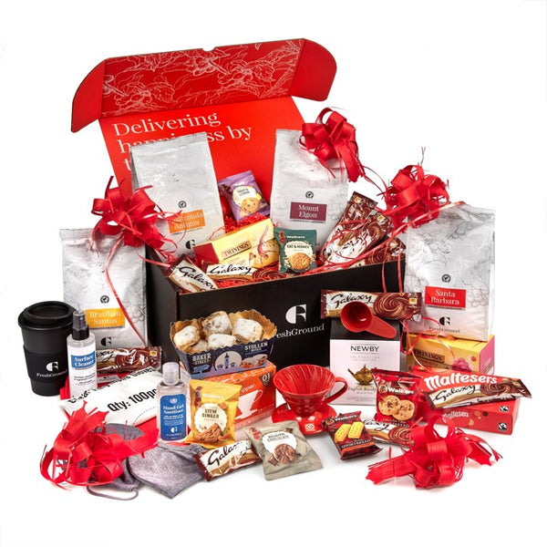 Christmas Coffee Beans Hamper