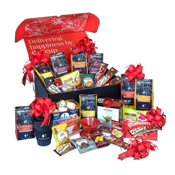 Christmas Filter Coffee Hamper