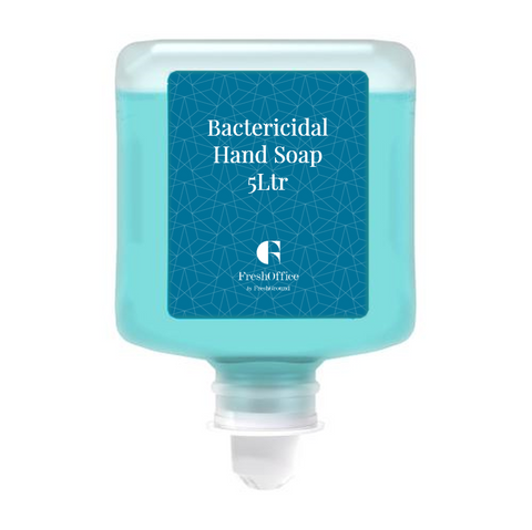 FreshOffice Bactericidal Hand Soap - 5Ltrs
