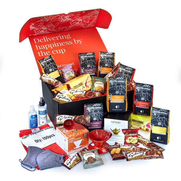 Lockdown Filter Coffee Hamper