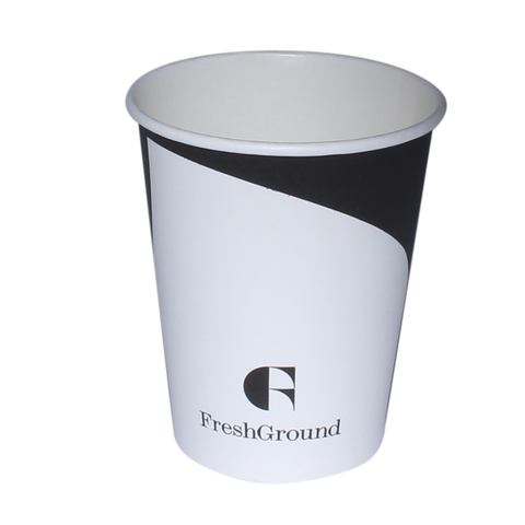 8oz Double Wall Cups Branded (500 per case)