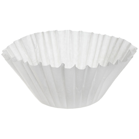 Fluted Filter Papers (12 cup)