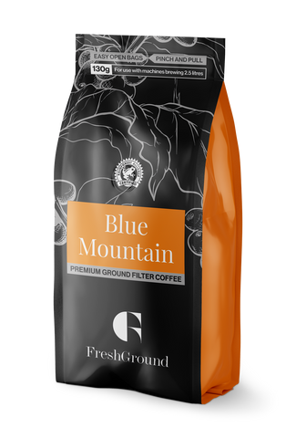Blue Mountain Premium Filter Coffee 130g or 255g