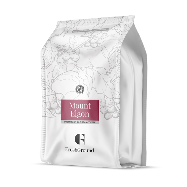 Mount Elgon Premium Whole Bean Coffee