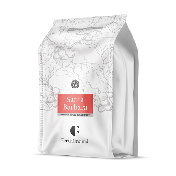 Santa Barbara Premium Whole Bean Coffee 454g
