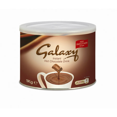 Galaxy Hot Chocolate Tin