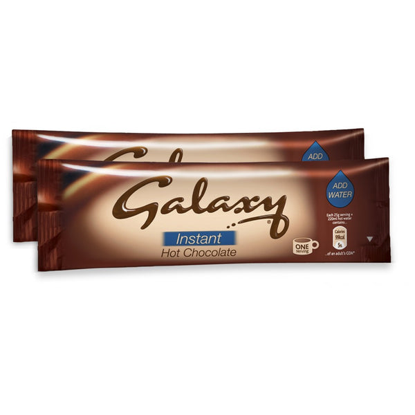 Galaxy Hot Chocolate Sachets