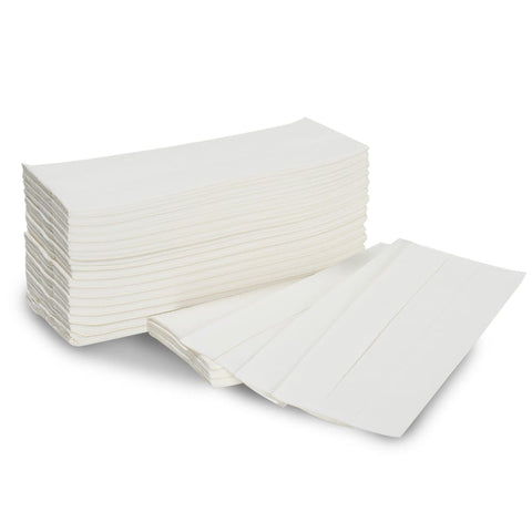 FreshOffice Hand Towels - 20 packs x 150