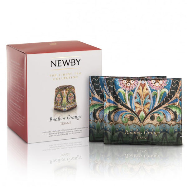 Newby Teas - Rooibos Orange