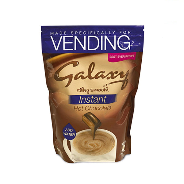 Galaxy Hot Chocolate Vending