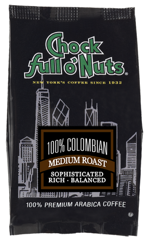 Chock full o' Nuts Colombian - Medium Roast Capsules